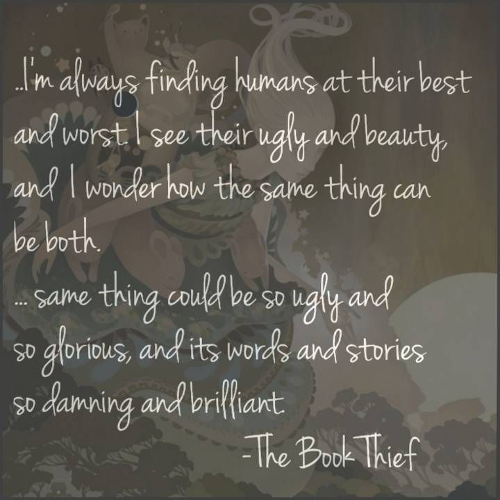 The Book Thief Death Quotes About Humans: Book Thief Quotes About Courage. QuotesGram
