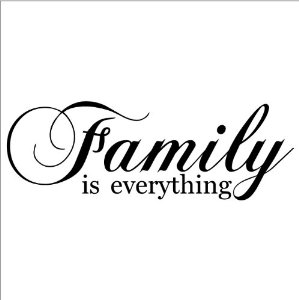 family means everything quotes quotesgram. Black Bedroom Furniture Sets. Home Design Ideas