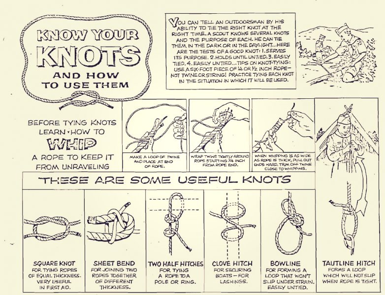 Quotes About Knots Quotesgram