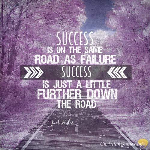 Inspirational Quotes About Failure: Christian Success Quotes. QuotesGram