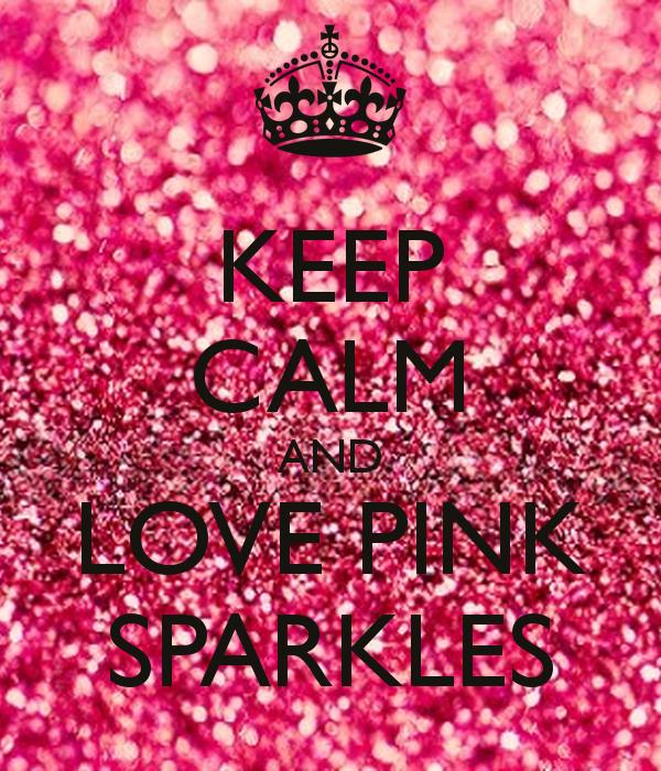 Pink Sparkle Quotes Quotesgram