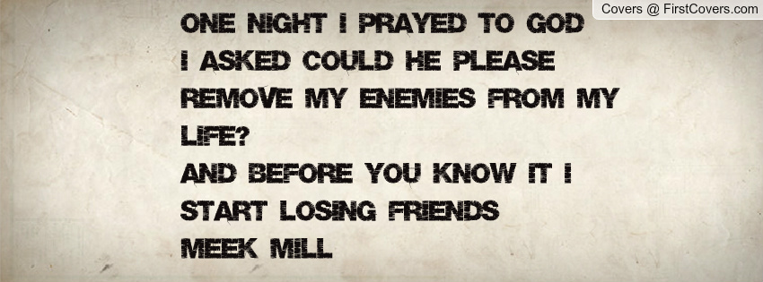 Meek Mill Quotes About Life. QuotesGram