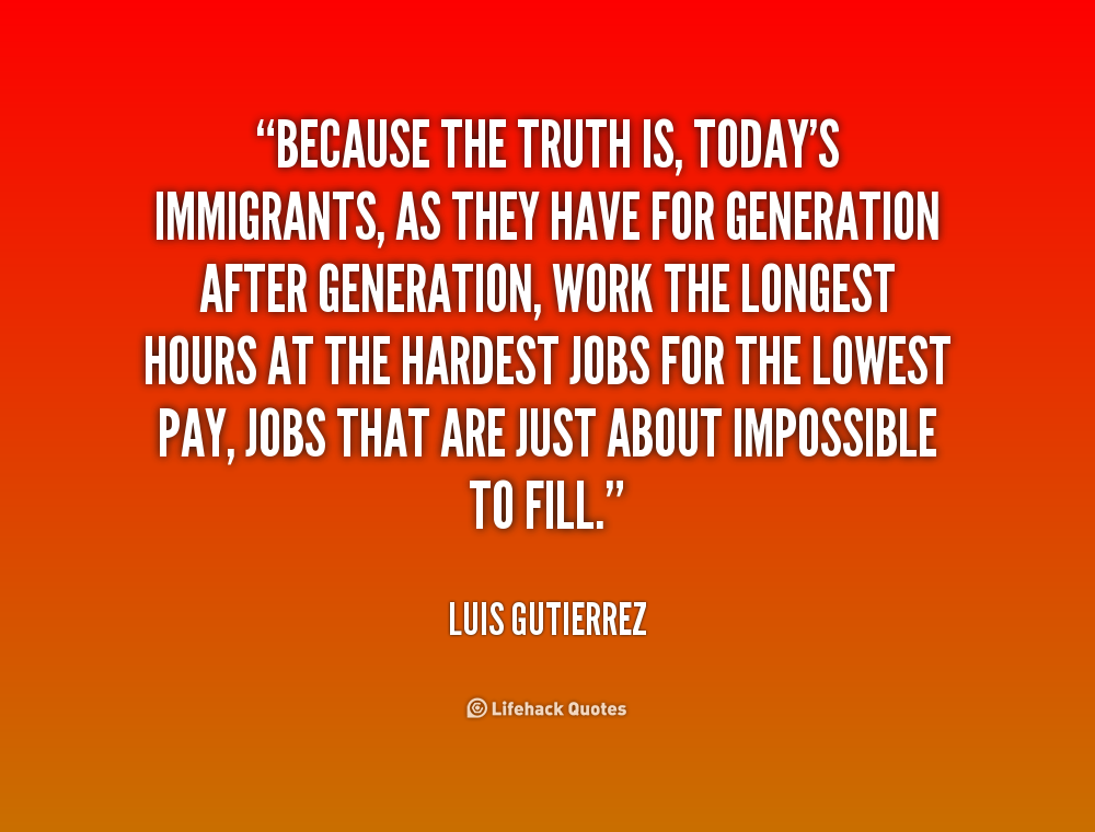 Quotes From An Immigrant Immigration. QuotesGram