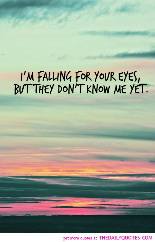 quotes about falling for you quotesgram