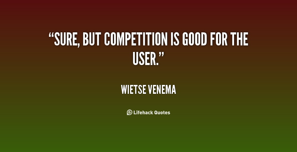 competition good