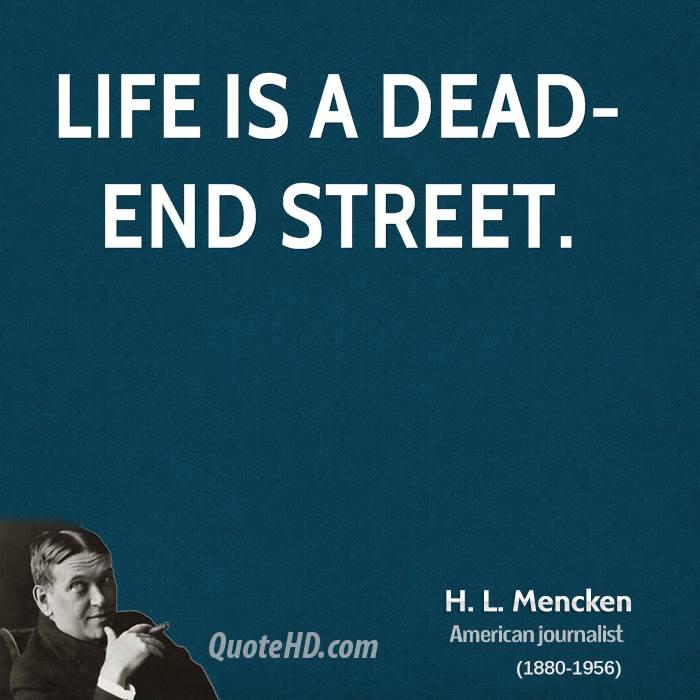 Quote By Hl Mencken: H. L. Mencken Quotes. QuotesGram