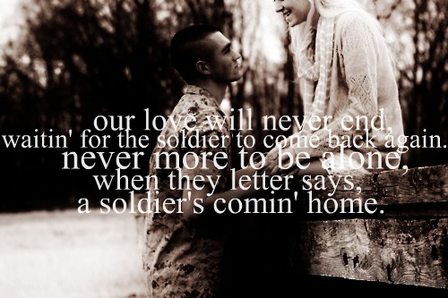 Soldier Coming Home Quotes. QuotesGram