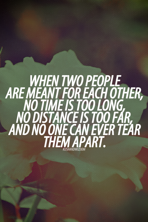 When you love two people quotes