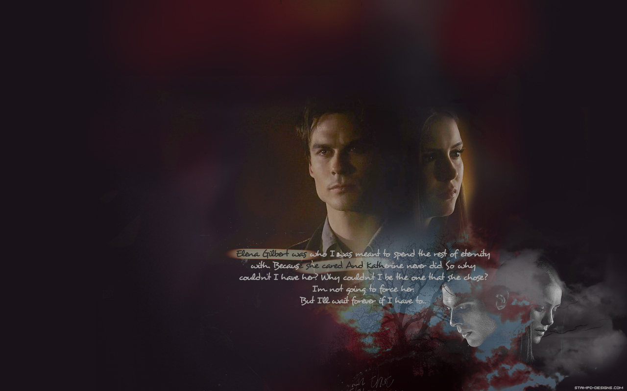 Damon and elena quotes quotesgram for Damon quotes