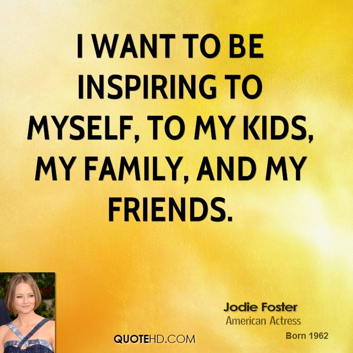 I Need To Work On Myself Quotes: Inspirational Quotes For Foster Parents. QuotesGram
