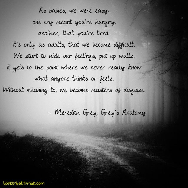 I Love You Quotes: By Meredith Grey Quotes. QuotesGram
