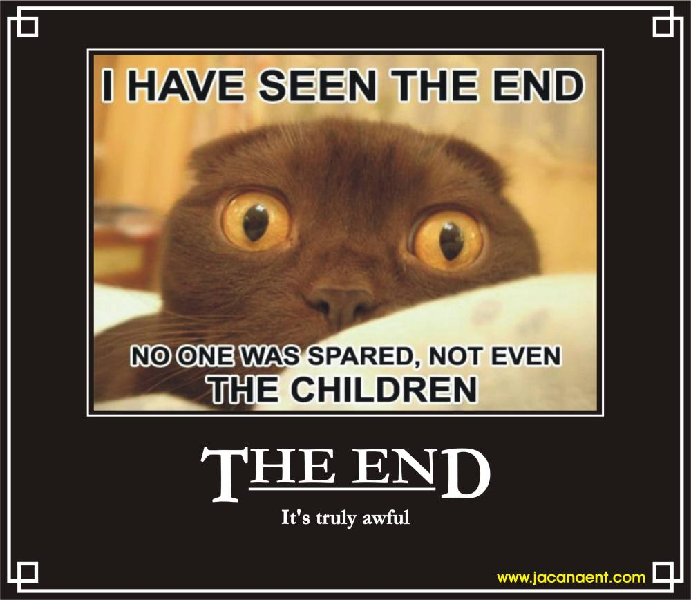 Funny Quotes: This Is The End Funny Quotes. QuotesGram