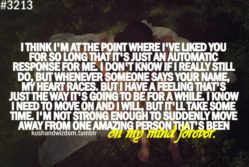 Im moving on quotes tumblr