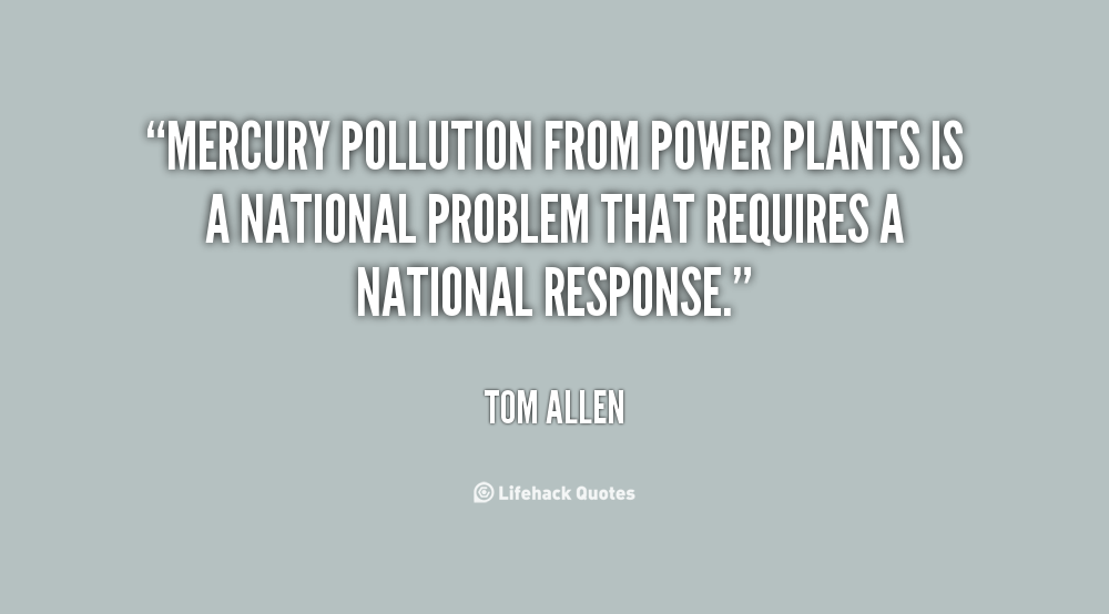 Quotes About Pollution. QuotesGram