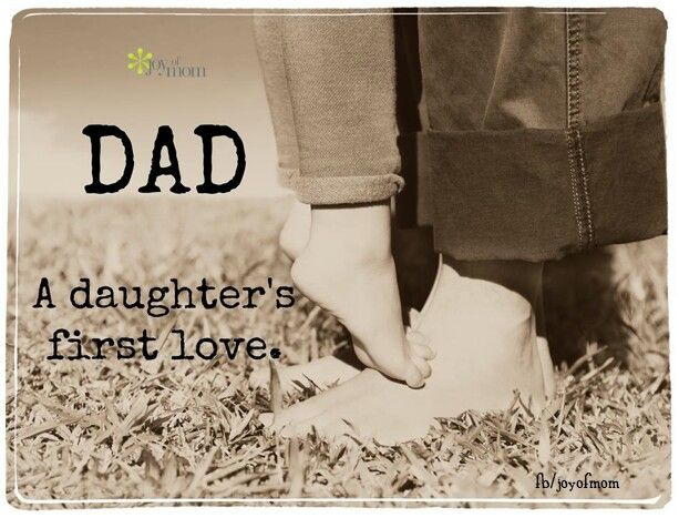I Love You Daughter Quotes From Dad