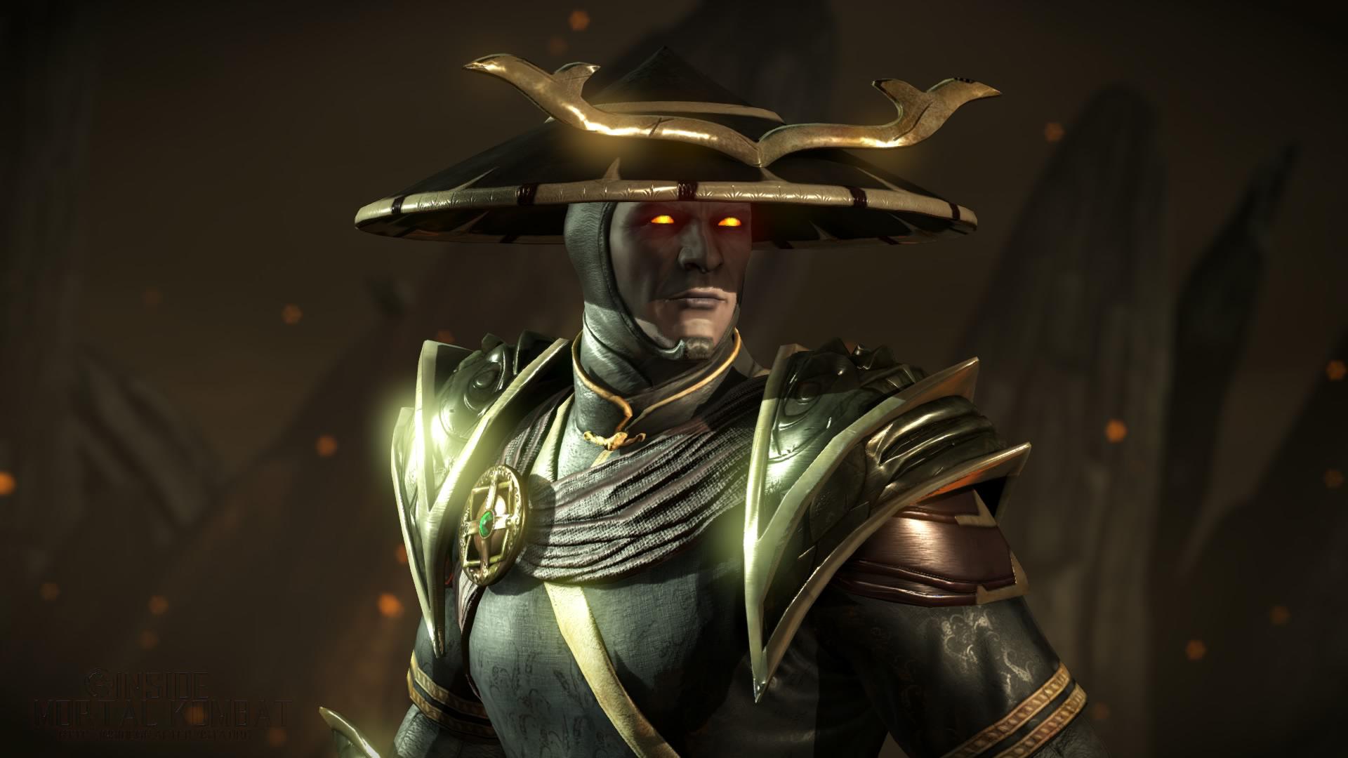 Raiden Mortal Kombat Q...