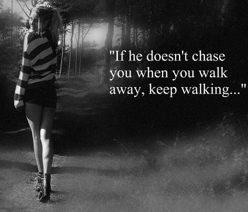Women Walking Away Quotes. QuotesGram