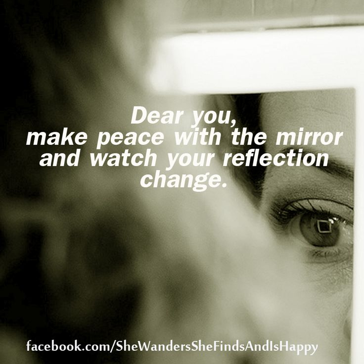 Reflection quotes