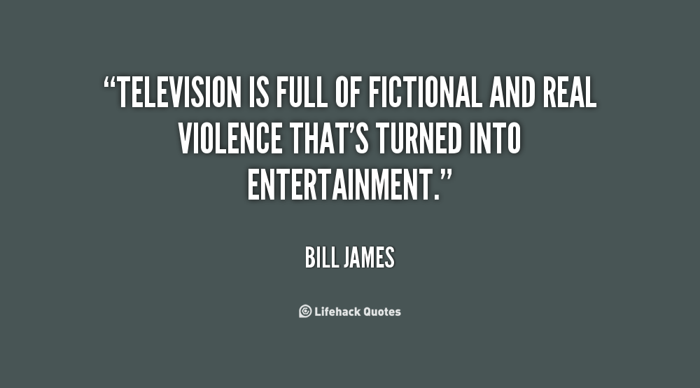 violence in television creates aggression in Is television the leading cause of violence in today's society extensive viewing of television violence by children causes greater aggressiveness.