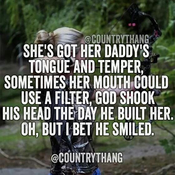Tomboy Quotes Girl Country. QuotesGram