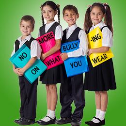 Help with School Dress Code persuasive essay?
