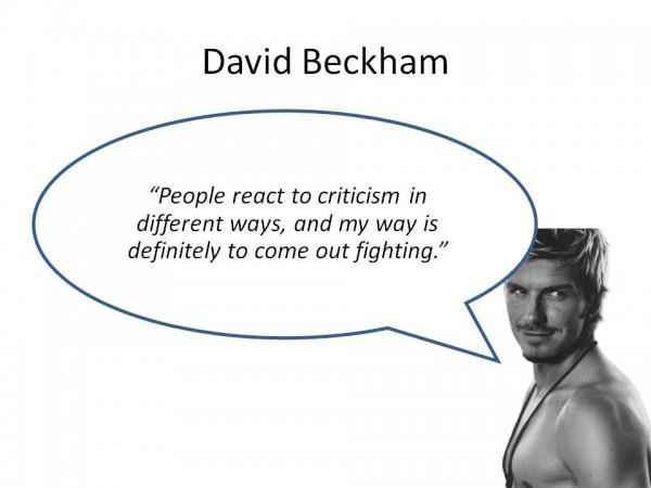 beckham quotes - photo #15