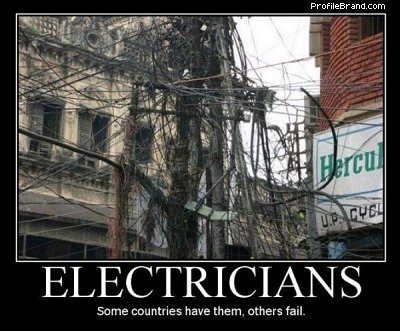 Funny Electrician Quotes. QuotesGram
