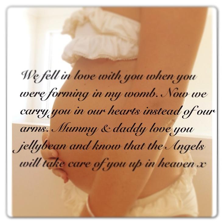 Losing A Unborn Baby Quotes: Stillborn Poems And Quotes. QuotesGram