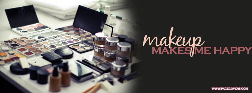 Cosmetics cover photos for facebook