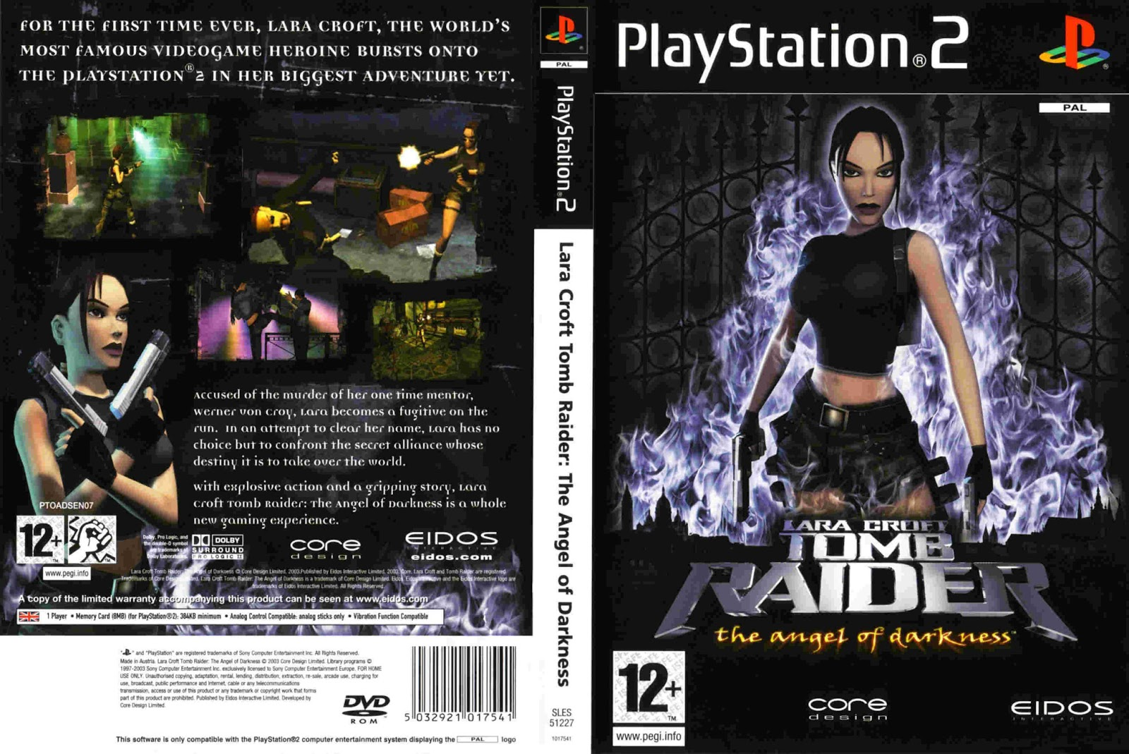 Tomb raider angel of darkness nude patch hentai photos