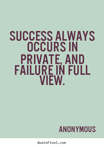 Anonymous Inspirational Quotes. QuotesGram