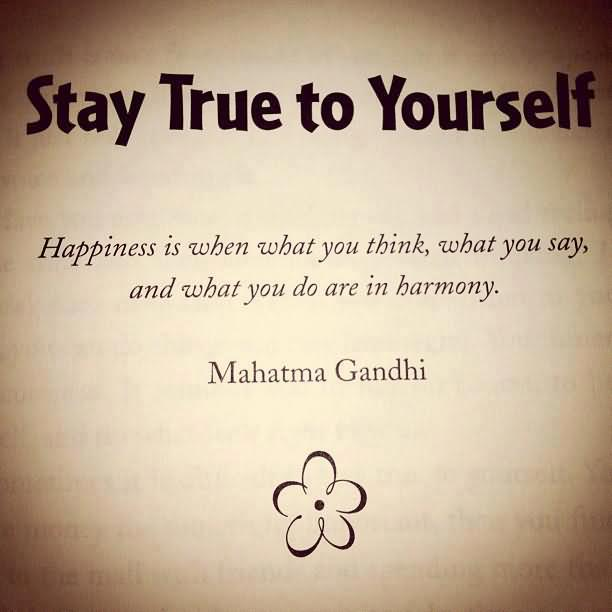 Keep Yourself Busy To Stay Happy Quotes: You Are What You Think Quotes. QuotesGram