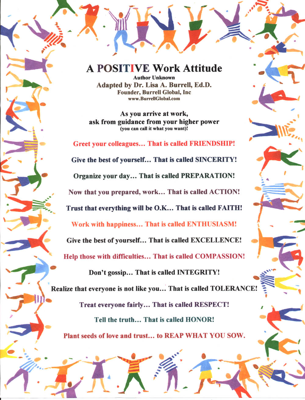 Positive Work Quotes For Employees. QuotesGram