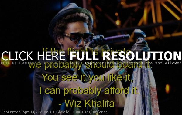 Rapper Wiz Quotes About Haters. QuotesGram