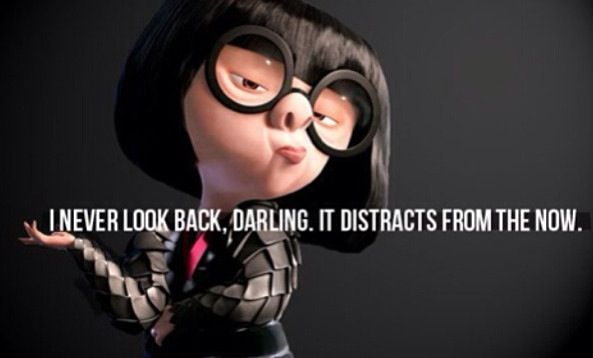 Edna Mode Disney Movie Quotes