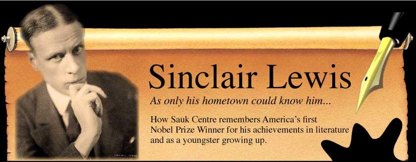 Sinclair Lewis Critical Essays