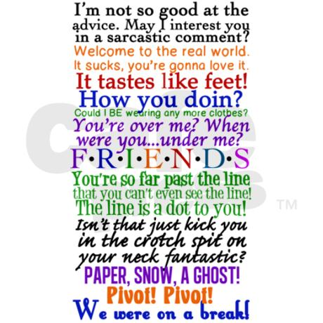 Birthday Quotes Friends Tv Quotesgram