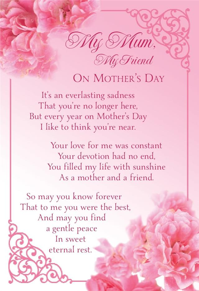 Remembrance Quotes For Deceased Mother Quotesgram