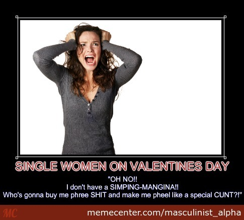 single women in valentines Valentine's day is more targeted at married women and those in relationships but single women still celebrate the day, our special survey has revealed.