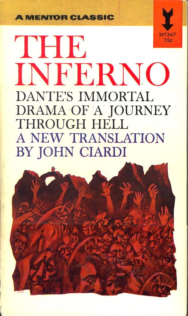 a description of dantes inferno as a strange journey through hell