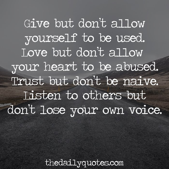 Dont Be Naive Quotes. QuotesGram