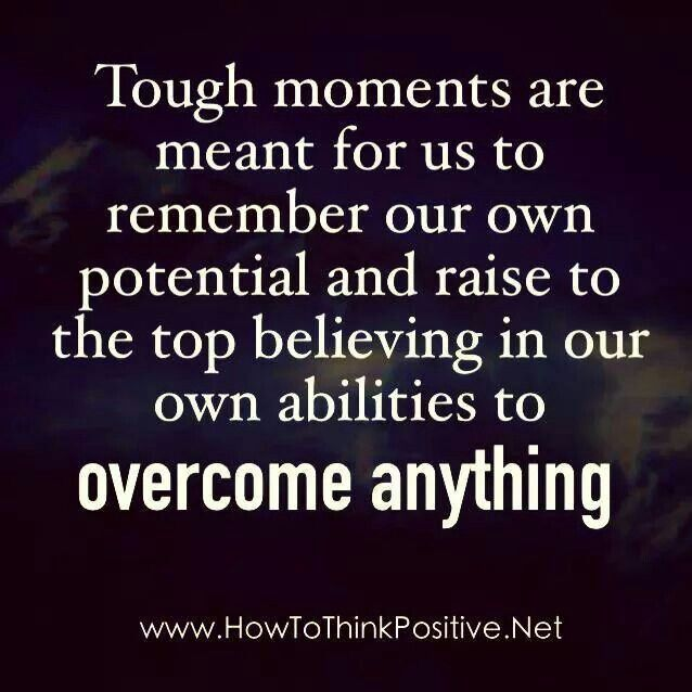 Inspirational Quotes About Overcoming Difficulties. QuotesGram