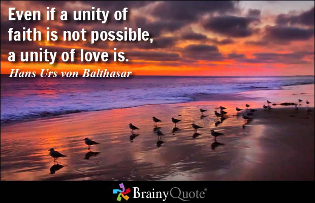 Power Of Unity Quotes. QuotesGram