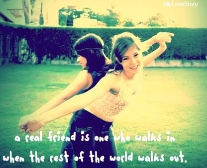 I Love My Best Friend ...