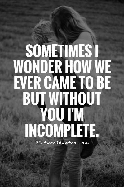 I Can't Live Without YOU Quotes |Without You Quotes