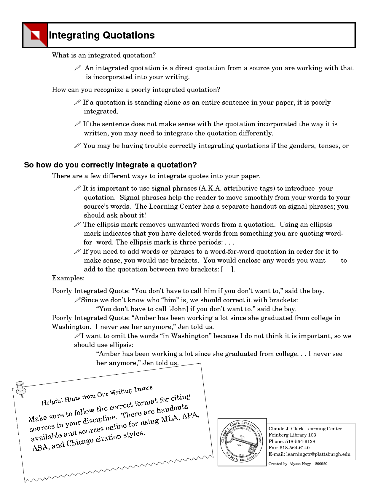 Integrating Quotes Worksheet Sharebrowse – Quotations Worksheet