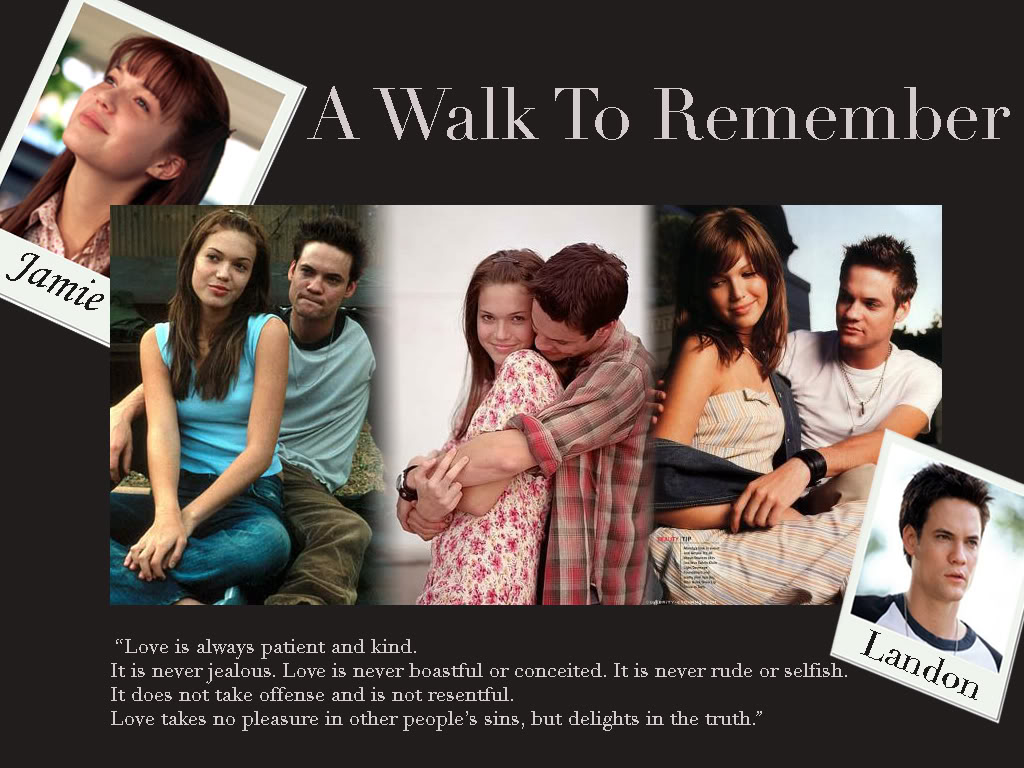 A Walk To Remember Quotes: Quotes From A Walk To Remember. QuotesGram