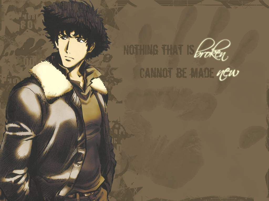 Spike Spiegel Quotes Quotesgram