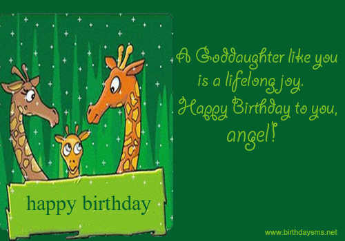 Birthday Wishes For Godmother Nicewishes Com: Birthday Quotes For Goddaughter. QuotesGram