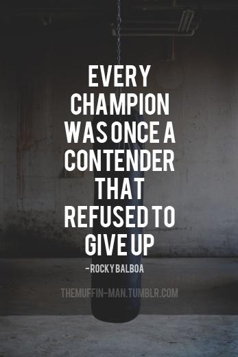 Quotes Inspirational Fighter. QuotesGram